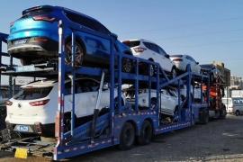 轿车运输价格表